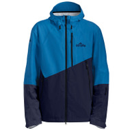 Strafe Exhibition men's ski jacket royal navy