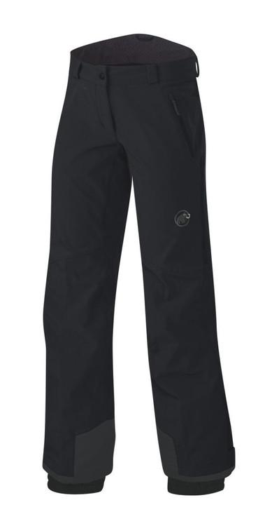 Mammut Tatramar women's ski pants black front