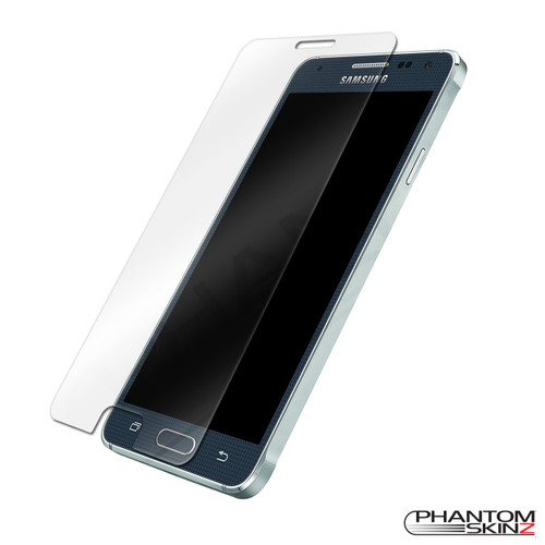 Samsung Galaxy Alpha Self-Healing Screen Protection by PhantomSkinz