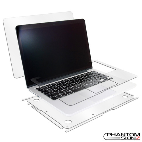 "Apple MacBook Pro 13"" Retina Display (2012-2015) full body protection by PhantomSkinz"