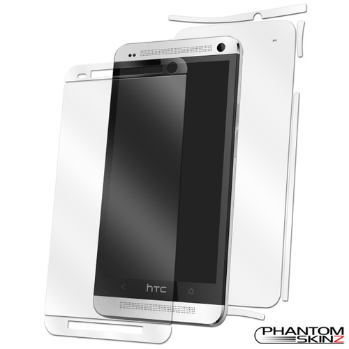 HTC One Full Body Protection by PhantomSkinz