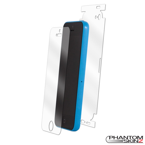 Apple iPhone 5C clear full body skin