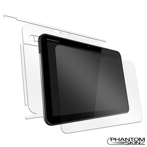 Motorola Xoom Clear Full Body skin