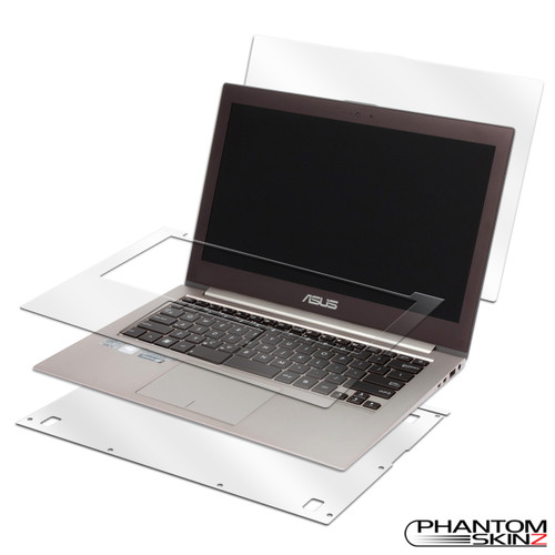 Asus Zenbook UX31A PhantomSkinz full body protection