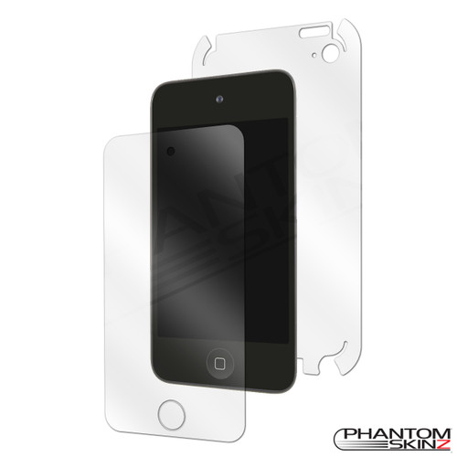 Apple iPod Touch 4th Gen PhantomSkinz full body protection