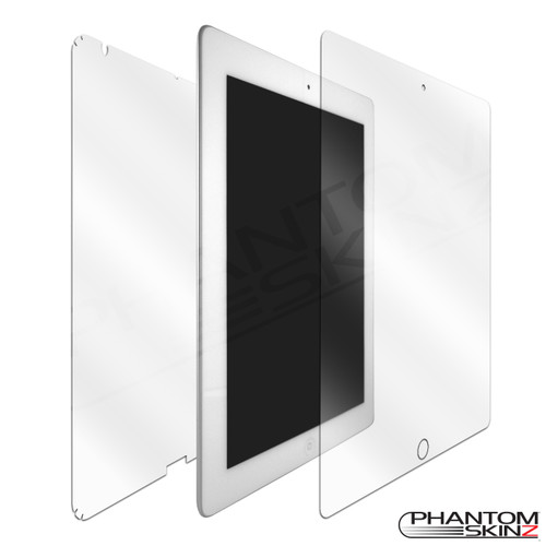 Apple iPad 3 PhantomSkinz Full Body Protection