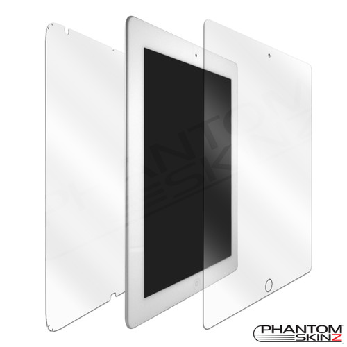 Apple iPad 4 PhantomSkinz full body protection