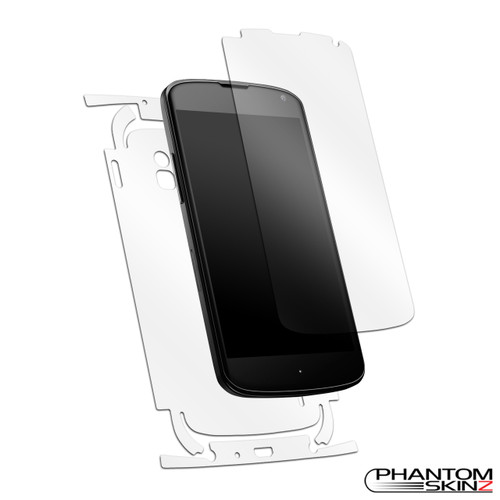 Google Nexus 4 Full Body Skin