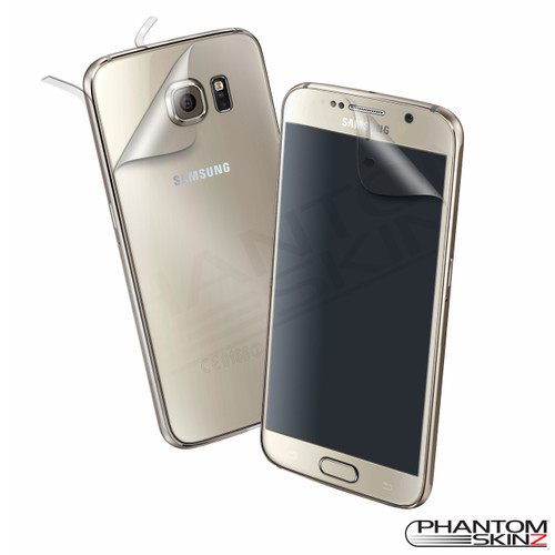 Samsung Galaxy S6 full body protection by PhantomSkinz