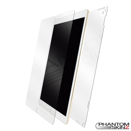 "Apple iPad Pro 12.9"" screen and full body scratch protection by PhantomSkinz"