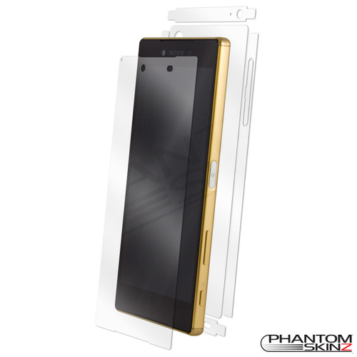 Sony Xperia Z5 Premium Dual full body skin by PhantomSkinz