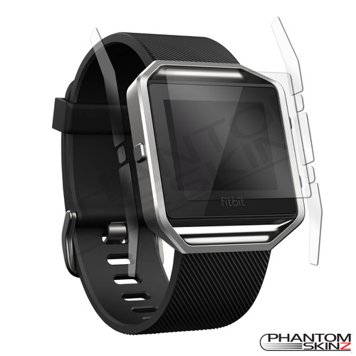 Fitbit Blaze Screen Protection by PhantomSkinz