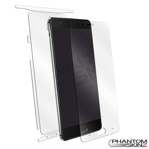 OnePlus 3 Screen Protector and Full Body skin by PhantomSkinz