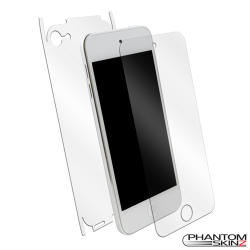 Apple iPod Touch 6th Gen Screen and Full Body Protection by PhantomSkinz