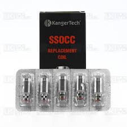 Kanger SSOCC Coils Stainless Steel