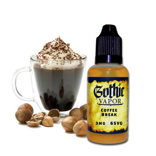 Hazelnut coffee eliquid