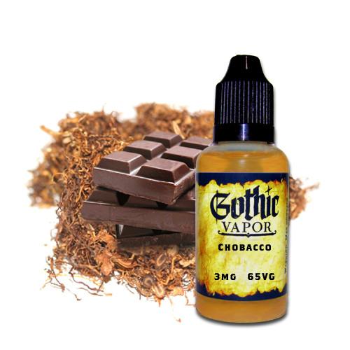 chocolate tobacco eliquid