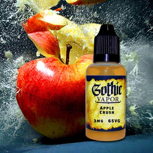 apple crush eliquid, apple juice