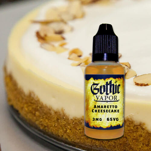 Amaretto Cheesecake eliquid