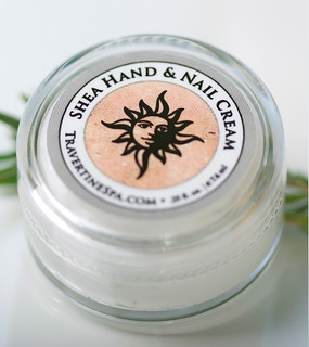 Shea Hand and Nail Cream - Travel
