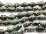 Jade Bicone Gemstone Beads 15mm (GS1446)