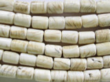 Naga Shell Beads - Cylinder 10mm (NP12)