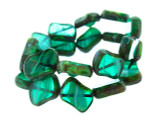 Czech Glass Beads 15mm (CZ350)