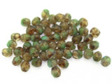 Czech Glass Beads 4mm (CZ280)