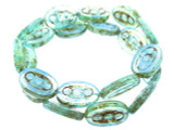 Czech Glass Beads 18mm (CZ291)