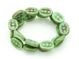 Czech Glass Beads 18mm (CZ293)