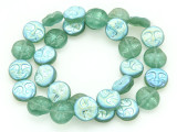 Czech Glass Beads 13mm (CZ295)