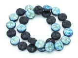 Czech Glass Beads 13mm (CZ296)