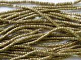 Tiny Brass Beads 1-2mm - Ethiopia (ME179)