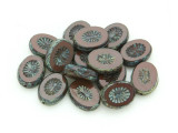 Czech Glass Beads 13mm (CZ508)