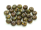 Czech Glass Beads 8mm (CZ462)