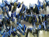 Lapis Lazuli Large Chip Gemstone Beads 12-30mm (GS2307)