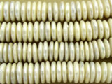 Ivory Disc Pearl Beads 12mm (PRL54)