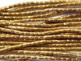 Irregular Copper Beads 3mm - Ethiopia (ME73)