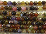Jeweltone Quartz Faceted Round Beads 5mm (GS2529)