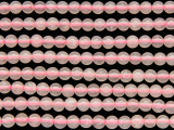 Rose Quartz Round Beads 4mm (GS337)