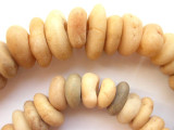 Old Large Quartz Stone Beads - Mali (OS8646)