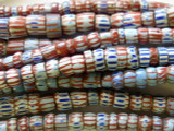 Old Awale Chevron Trade Beads (AT4000)