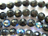 Old Faceted Glass Beads - Nigeria (RF231)