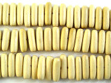 Natural Stick Wood Beads 21mm - Philippines (WD832)