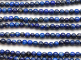 Lapis Lazuli Round Gemstone Beads 5mm (GS2775)
