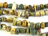 Red Creek Jasper Nugget Gemstone Beads 10-16mm (GS2850)