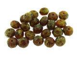 Czech Glass Beads 8mm (CZ578)