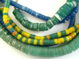 Old African Kankanmba Trade Beads - 3 strands (AT815)