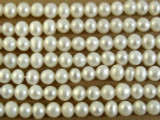 Ivory Potato Pearl Beads 3-4mm (PRL100)