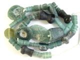 Ancient Afghani Roman Glass Beads (AF1128)